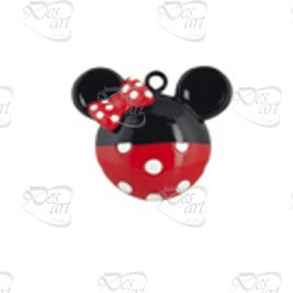 Applique Minnie ciondolino Disney