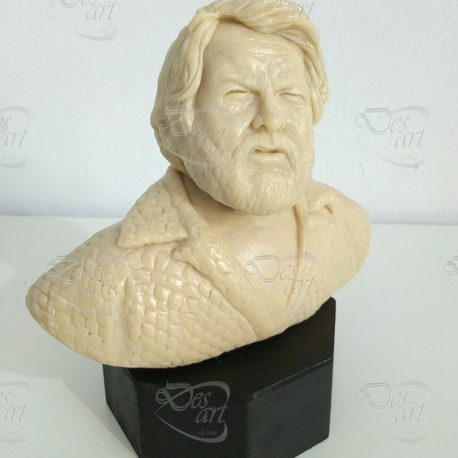 Busto Bud Spencer in resina