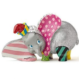 Dumbo statuina Multicolore