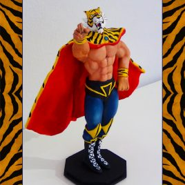 Tiger Mask Statuina